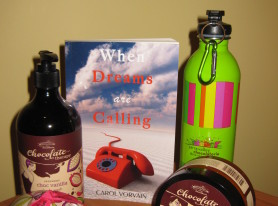 WIN a Chocolate Indulgence Spa Package and an Amazing Book!