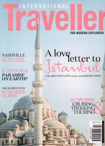 International Traveller magazine