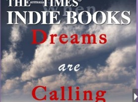 When Dreams are Calling Chosen For the Cover of The Australia Times Magazine