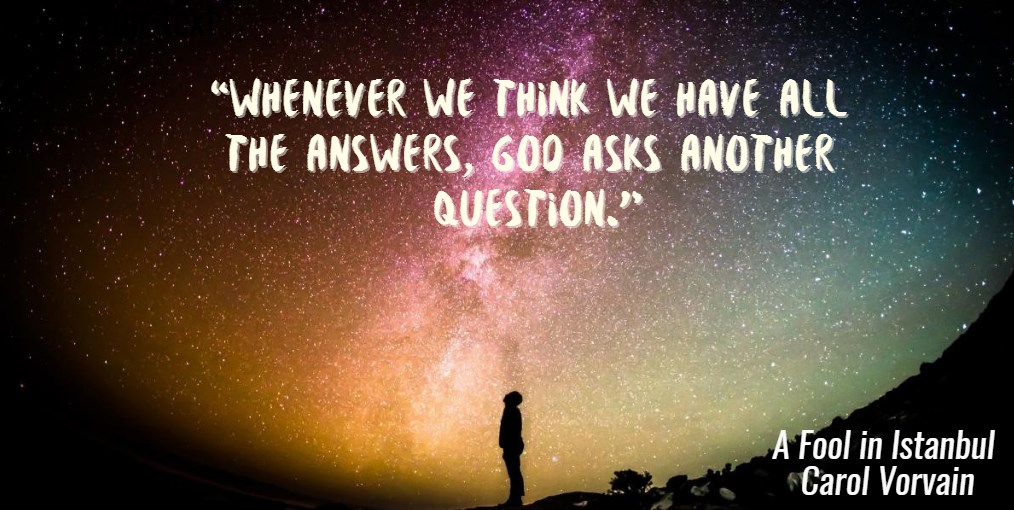 Life's questions