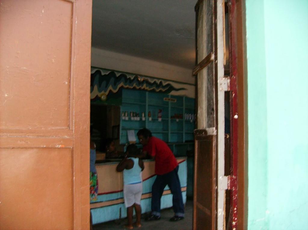 Grocery Store in Havana