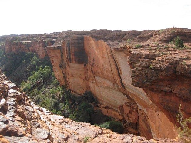 Kings Canyon- Rim Walk