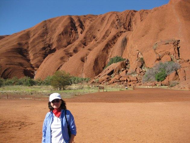 Uluru- Base Walk