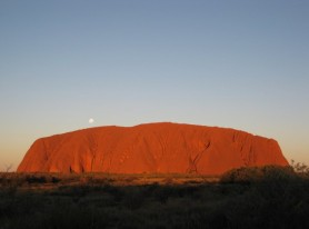 Alice Springs, Kings Canyon and Uluru in One Week