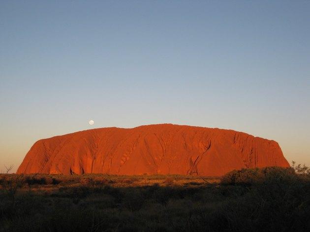 Sunset- Uluru